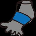 コラーゲン保湿手袋・靴下のワールドグローブ