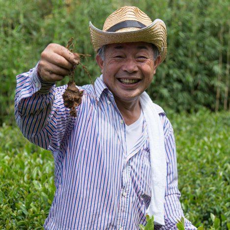 有限会社いりえ茶園 代表 入江 俊郎